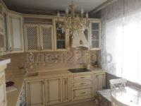 кухня классическая с патиной на заказ Барнаул
