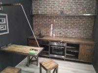 кухня лофт на заказ Барнаул